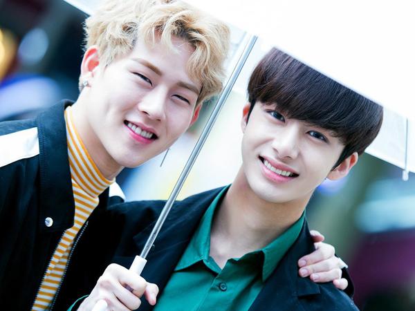 Jooheon dan Hyungwon Monsta X Alami Pengalaman Horor Saat di Jepang