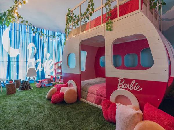 Menengok Hotel Unik Serba Barbie di Meksiko, Didominasi Warna Hot Pink!