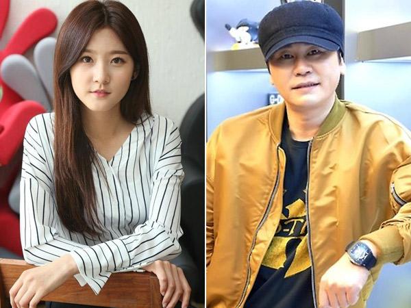 Gabung ke YG Entertainment, Kim Sae Ron Mengaku Belum Pernah Bertemu Yang Hyun Suk