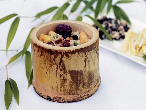 Kenali Daetongbap, Nasi Kukus Korea Dimasak dalam Bambu