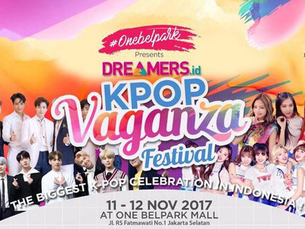 Bersiap, Kpopvaganza Festival 2017 Akan Digelar Spektakuler Selama 2 Hari!