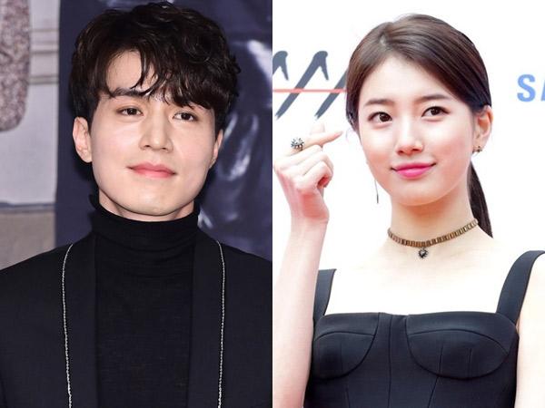 Bikin Heboh, Lee Dong Wook dan Suzy Dikonfirmasi Pacaran!