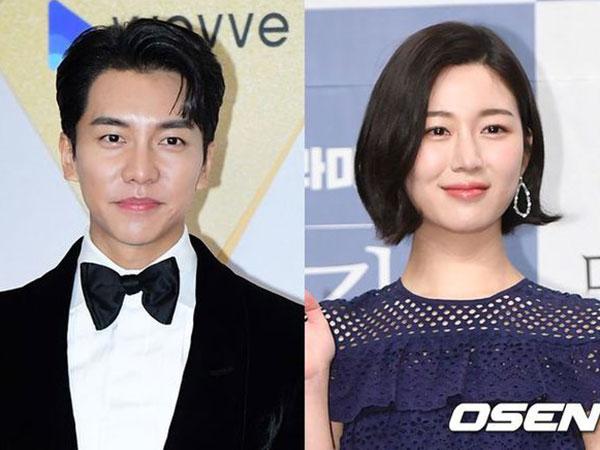 Lee Seung Gi dan Lee Da In Dikabarkan Putus, Ini Kata Agensi