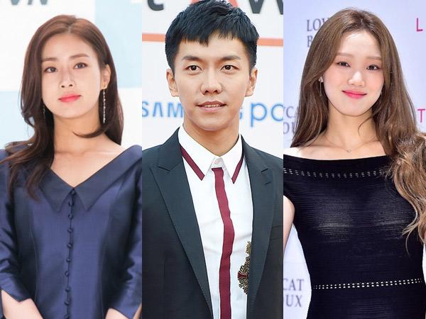Lee Seung Gi Hingga Lee Sung Kyung Didapuk Jadi MC '32nd Golden Disc Awards'