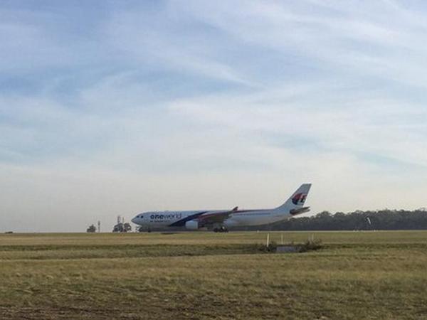 Kebakaran Mesin, Malaysia Airlines Mendarat Darurat Di Melbourne