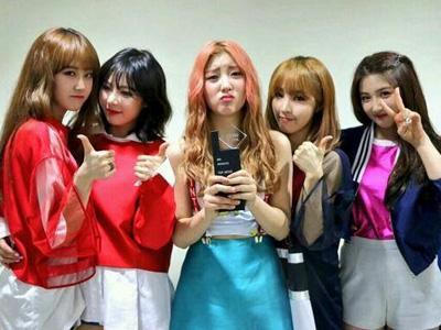 Wow, 4Minute Kalahkan SNSD dan 2NE1 Raih Trophy Kemenangan di 'Inkigayo'!