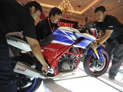 Motor Sport Honda Mulai Dekati Yamaha