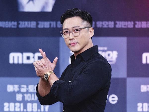 Namgoong Min Patahkan Rumor Pakai Steroid untuk Besarkan Otot
