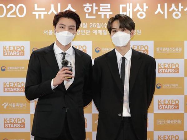 NCT 127 Raih Penghargaan Bergengsi dari Kementerian Korea Selatan
