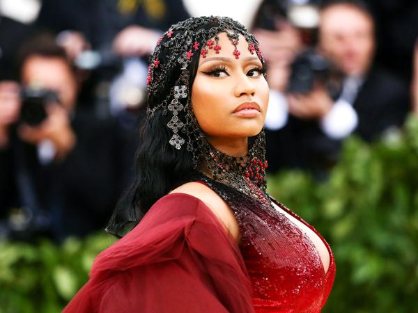 Rencana Nicki Minaj Konser Pertama Kali di Arab Saudi yang Tuai Kontroversi