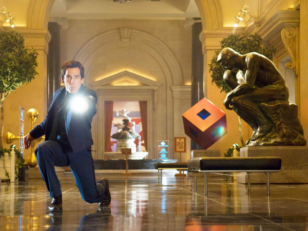 Ben Stiller Kejar-kejaran dengan Hewan Langka dalam 'Night At The Museum: Secret of The Tomb'?