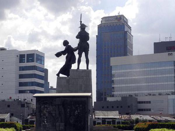 Awal Cerita Patung Tugu Tani Jakarta yang 'Keukeuh' Disebut Miliki Makna Komunis dan PKI