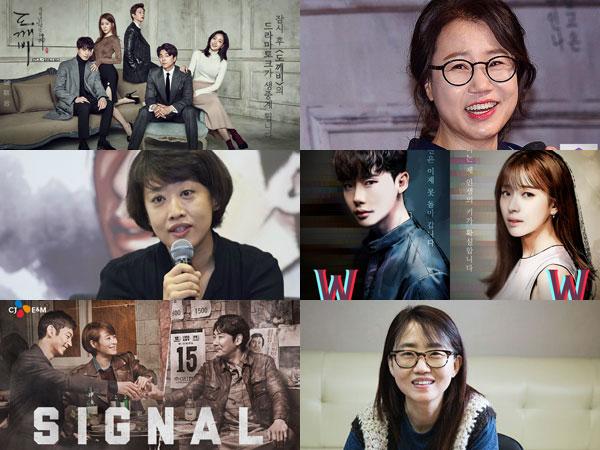 Disebut 'Dewa Naskah', Yuk Kenalan dengan 3 Penulis Drama Korea Populer Ini