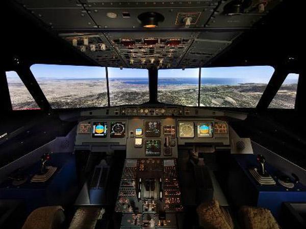 Laporan dan Bukti Foto Penumpang Masuk Kokpit Ditengah Penerbangan Jadi Viral