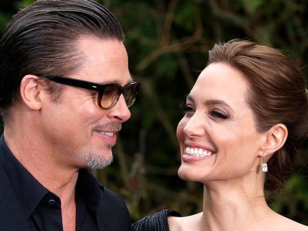 Brad Pitt dan Angelina Jolie Resmi Berstatus Single