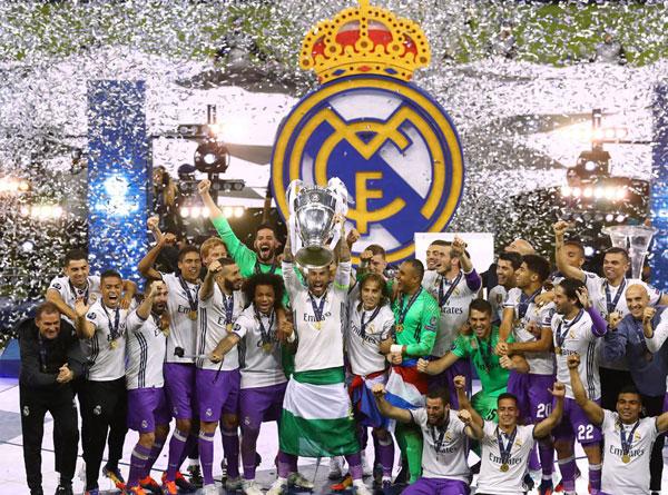 Kemenangan Telak Real Madrid Lawan Juventus Akhiri Kutukan Juara Bertahan Liga Champions