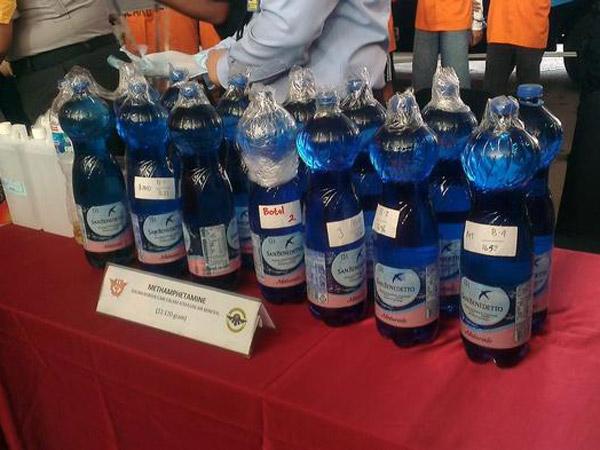 Hati-hati Bedakan Air Mineral dan Sabu Cair yang Jadi Modus Pertama Ditemukan di Indonesia