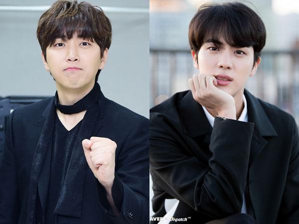 Sandeul B1A4 Bagikan Cerita Kocak Bagaimana Dirinya Bisa Berteman dengan Jin BTS