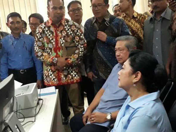 Klaim Tak Adanya Keistimewaan Soal SBY Diperiksa Polisi Di Kediamannya