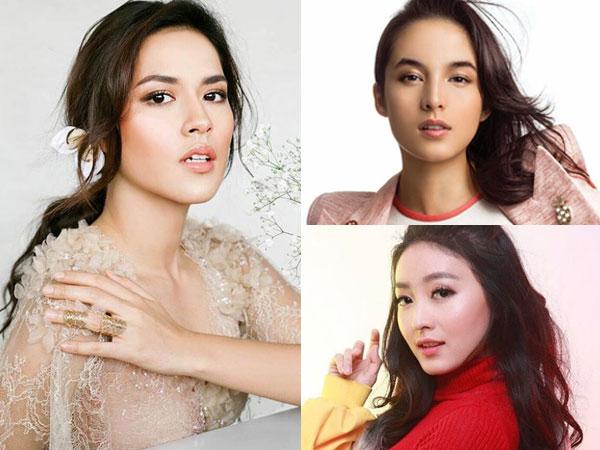 Sederet Selebriti Indonesia Masuk Dalam Daftar '100 Wanita Tercantik di Dunia'