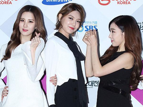 Ungkapan Terakhir nan Haru dari Tiffany, Sooyoung, & Seohyun di Ultah SNSD Kembali Jadi Sorotan