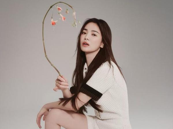 Song Hye Kyo Bicara Soal Drama Terbarunya The Glory