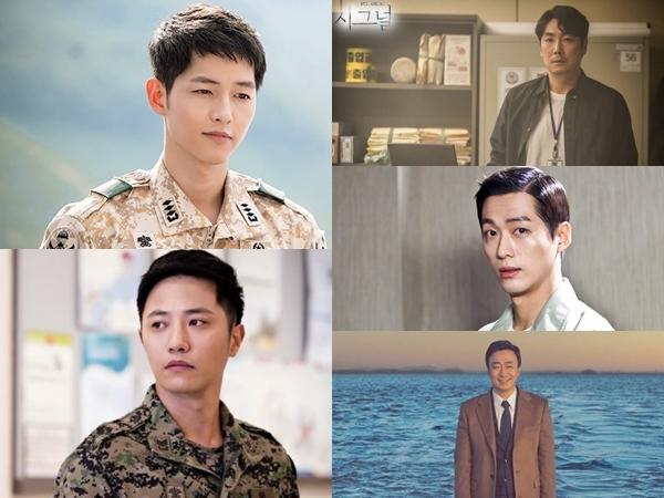 Siapa Aktor Korea Terbaik Versi Para Sutradara Untuk Pertengahan Tahun Ini?