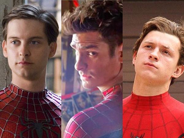 Sony Perkuat Rumor Munculnya Tobey Maguire dan Andrew Garfield di 'Spider Man 3'