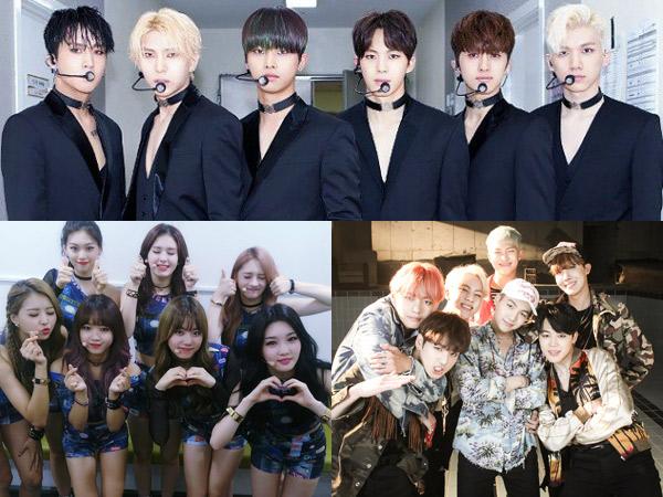 VIXX Hingga BTS Siap Susul EXO Jadi Bintang Tamu 'Star Show 360' Selanjutnya