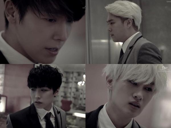 Nuansa Emosional Warnai Teaser 'This Is Love' & 'Evanesce' Super Junior