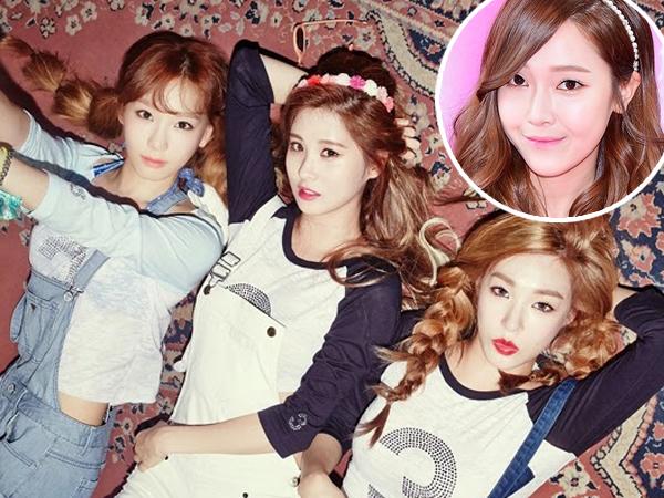 Taeyeon dan Seohyun Tak Bisa Tahan Air Mata di Acara Jumpa Fans TaeTiSeo