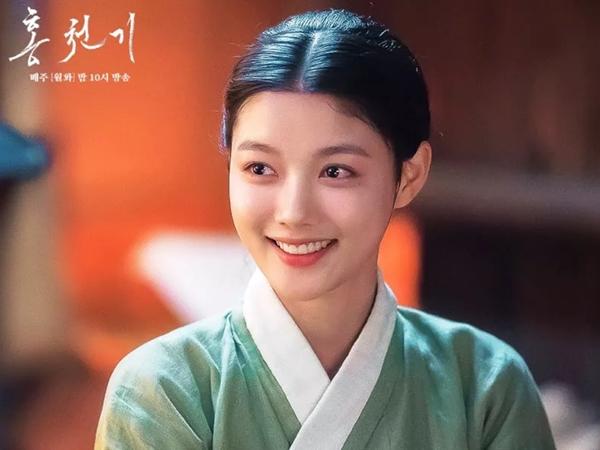 3 Alasan Penonton Terpesona Dengan Kim Yoo Jung di 'Lovers Of The Red Sky'