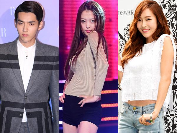 Kris, Sulli, Hingga Jessica, Tahun 2014 Jadi Tahun Paling 'Bermasalah' Bagi SM Entertainment?