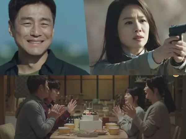Review Drama Undercover, Rahasia yang Ditutup Rapat Ji Jin Hee