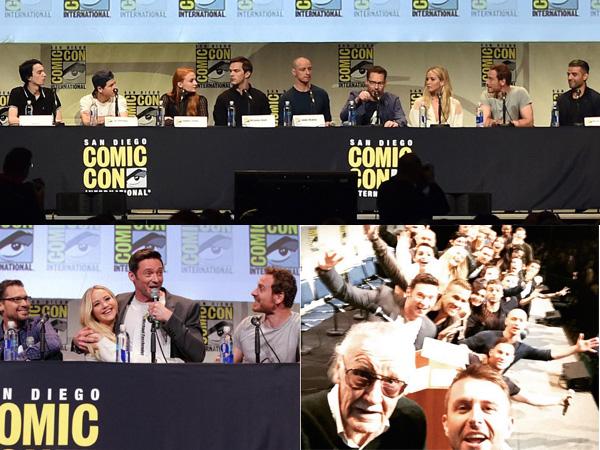 Ini Keseruan Yang Terjadi Di Panel 'X-Men: Apocalypse' Comic-Con 2015!