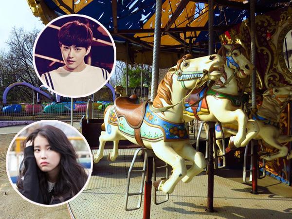 Terlihat Seram, Taman Bermain Terbengkalai Ini Jadi Lokasi Syuting Favorit Artis Korea!