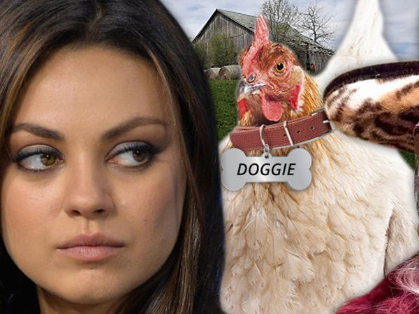 Mila Kunis Dituntut Karena Mencuri Ayam Sahabatnya 25 Tahun Lalu