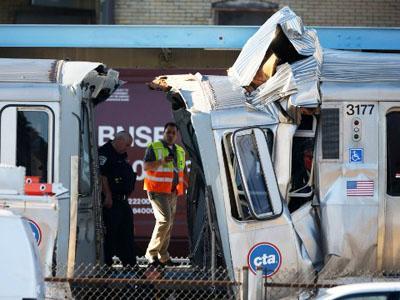 Misterius! Kereta Jalan Sendiri Sebabkan 48 Orang Terluka