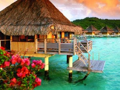 Intip 8 Lokasi Paling Romantis di Dunia