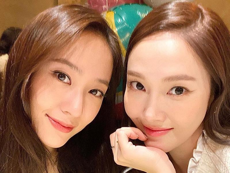 Reaksi Tak Terduga Jessica Jung Saat Krystal Jadi Ibu Hamil di Film 'More Than Family'