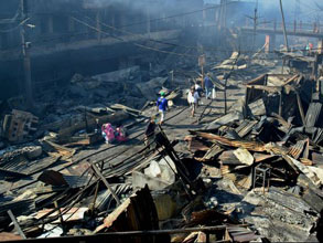 Pemkot Semarang Siapkan Dana 100 M Untuk Bangun Kembali Alun-Alun yang Terbakar Habis Tahun 2015