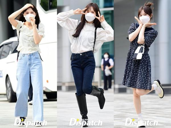 5 Outfit Wendy Red Velvet Saat Siaran Radio SBS 'Young Street'