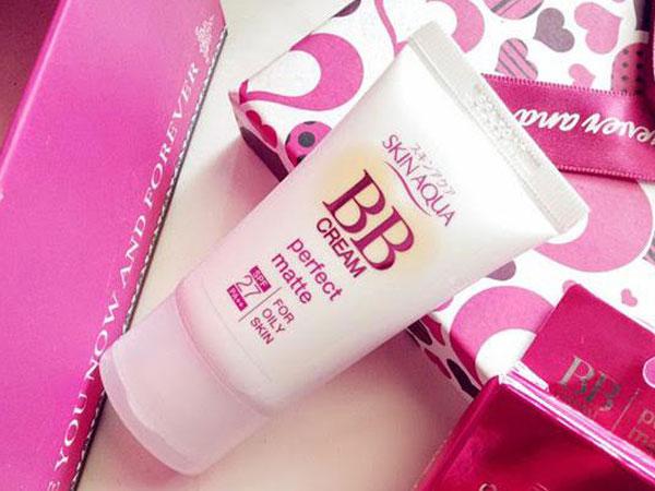 Review : Skin Aqua BB Cream Perfect Matte