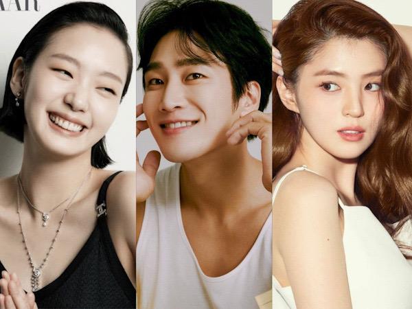 Ahn Bo Hyun Bicara Soal Dua Drama Terbaru Bareng Kim Go Eun dan Han So Hee