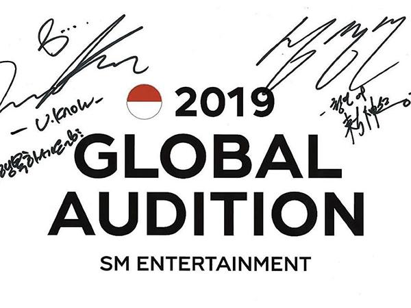 SM Entertainment Kembali Gelar Audisi Global di Indonesia Tahun Ini