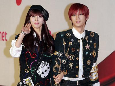 Duo 'Trouble Maker' HyunA 4Minute dan Hyunseung B2ST Dikonfirmasi Akan Comeback!