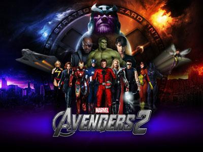 Siapakah 2 Superhero Baru di Avengers 2?