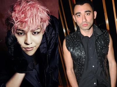 G-Dragon Ciptakan Lagu Untuk Stylist Lady Gaga