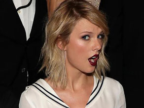 Akal-akalan Taylor Swift Hindari Paparazzi Sampai Sembunyi di Dalam Koper!