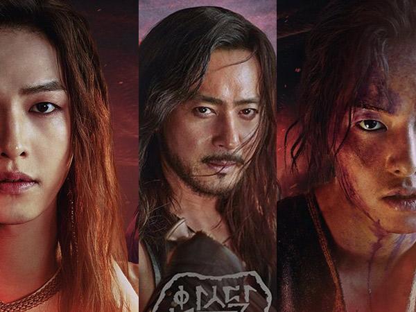 Poster Drama Arthdal Chronicles Bagian Kedua Dirilis, Makin Intens Usai Terungkapnya Si Kembar